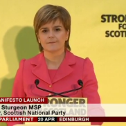 Nicola Manifesto Speach