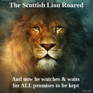 The Lion of Scotland Watches